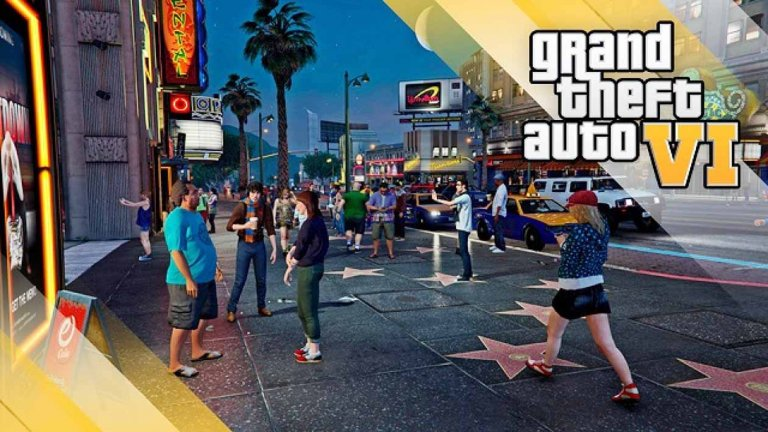 Rumors of GTA 6