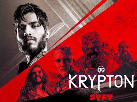 SYFY canceled Krypton