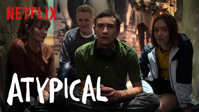 Netflix Atypical season 3