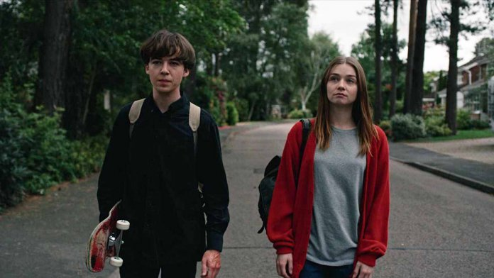 End of The F***king World S
