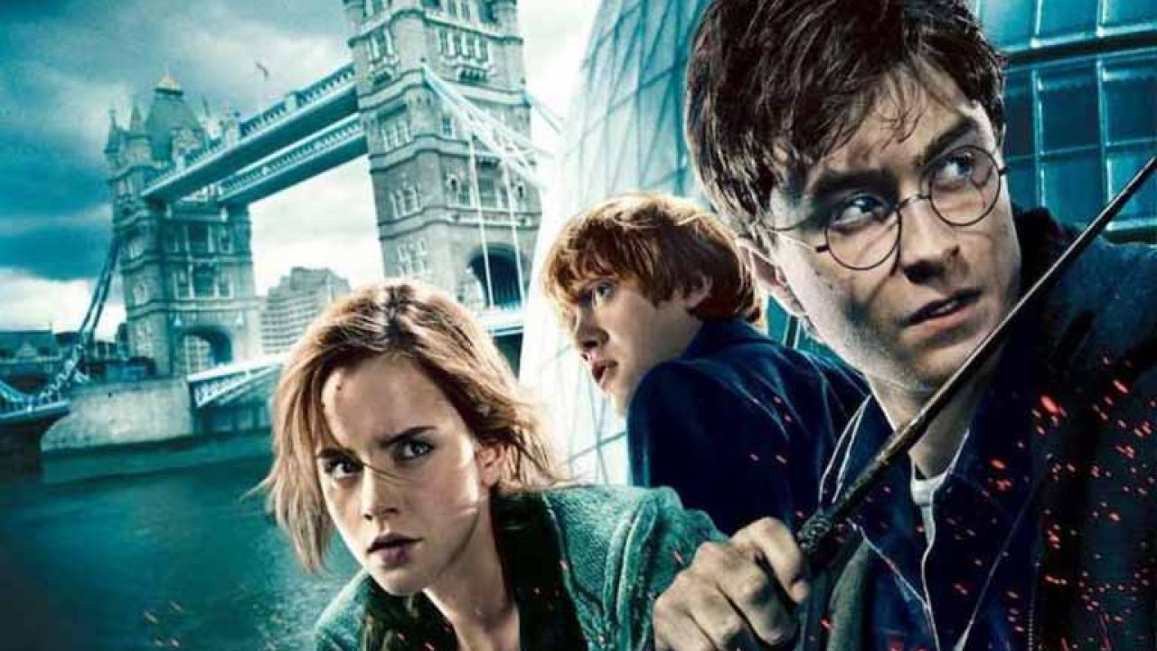 J K  Rowling is Planning to Make a Harry Potter and the