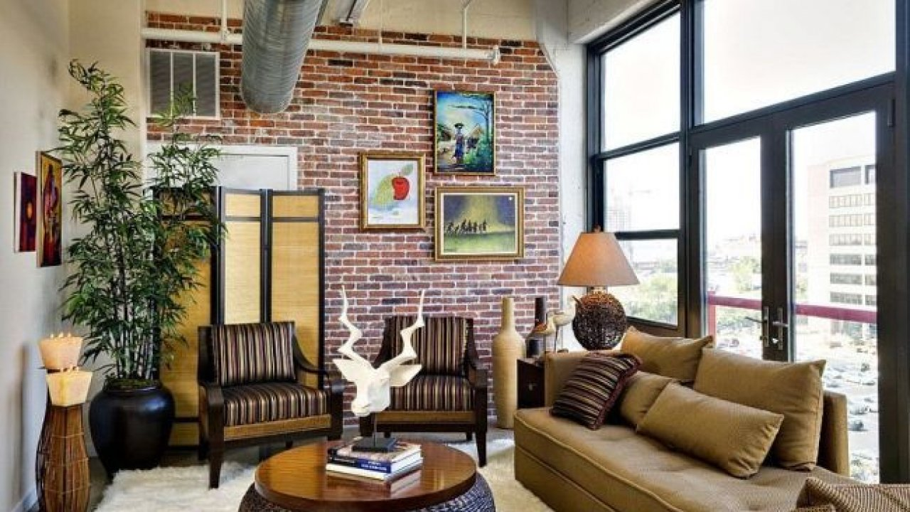 8 Best Color Schemes For Exposed Brick Walls News Case