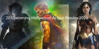 20 Upcoming Hollywood Action Movies 2020