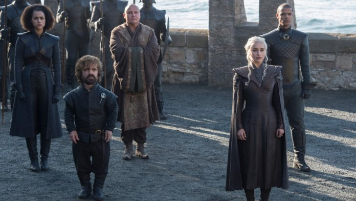 Games Of Thrones Season 7 Reviews And Critics