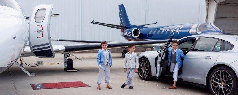 Private Jet Charter Services Dallas