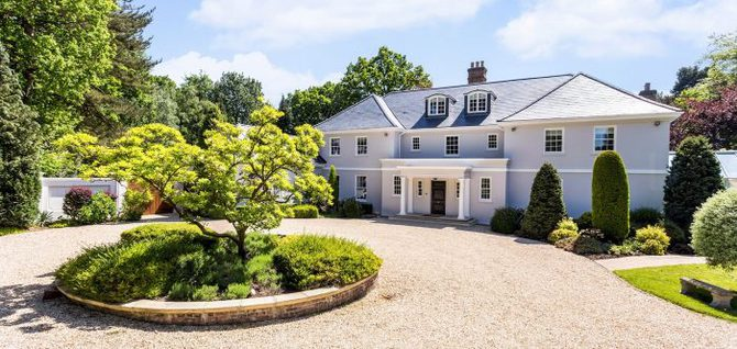 Homes Available Wentworth Estate And Virginia Water A Relief For You