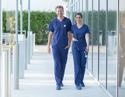 Types of shoes for healthcare professionals: