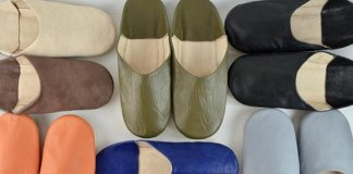 What are babouche slippers?