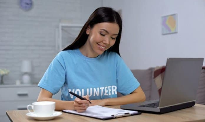 Virtual Volunteering and Other Ways to Give Back from Home