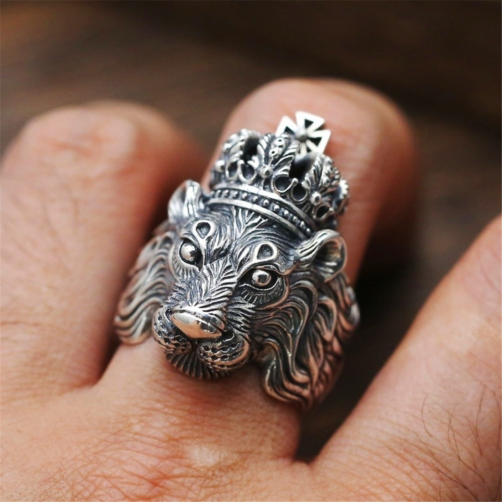 What Do Lion Rings Mean Find Out the Answer