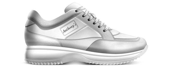 ANTHONY BOWENS SIGNATURE SHOES FOR THE WORLD