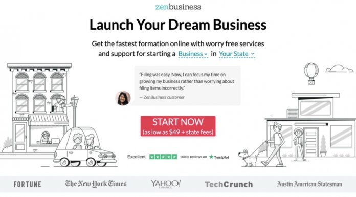 Best LLC Service: LegalZoom vs ZenBusiness