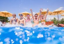 Best water games for children and adults
