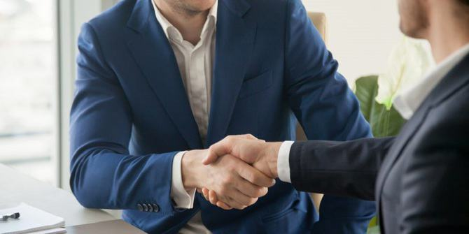 How to Sell Yourself as an Interim Manager