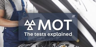 MOT TEST EXPLAINED
