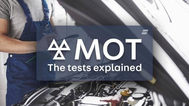 MOT TEST EXPLAINED