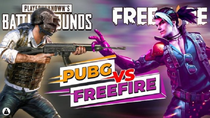 3 Mod APK review together in a row- PUBG, COC and Free fire