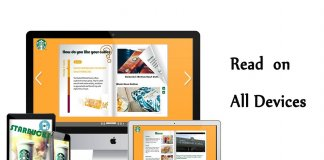 Best 5 Tools for Creating and Publishing Virtual Magazines Online