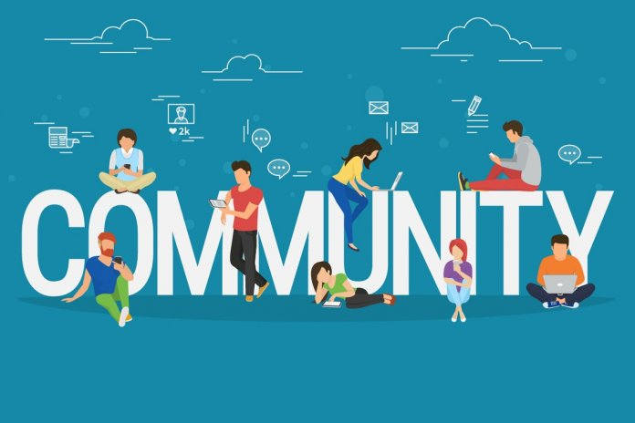 Why join an online community?