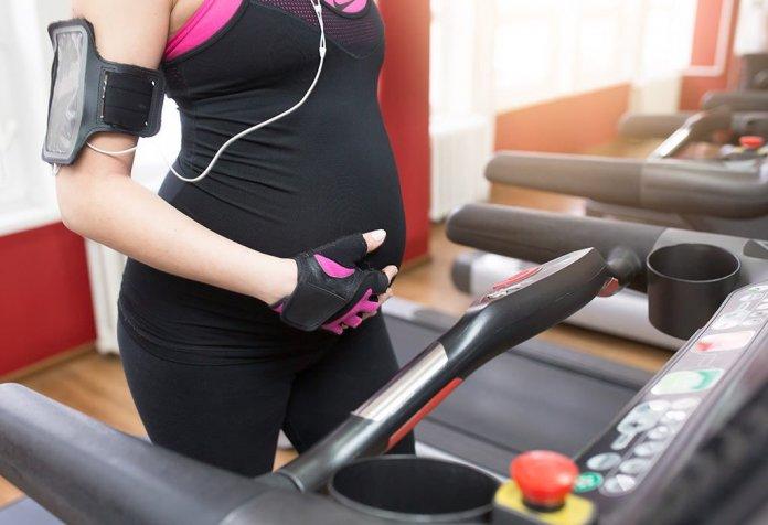 Eighteenth week of pregnancy