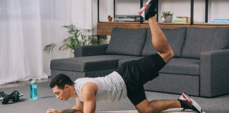 7 Tips of belly fat exercise for men at home