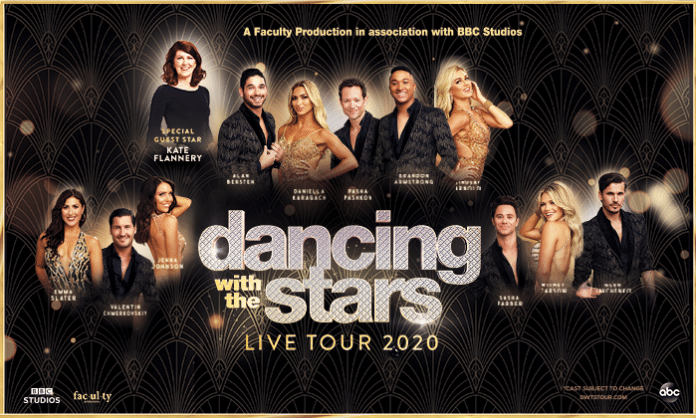 Dancing with the Stars 2020