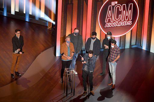 Dedicate Group of the Year ACM Award 2020