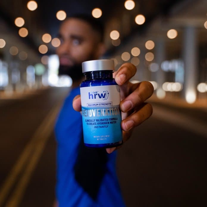 Hydrogen Water for Metabolic Health and Sleep Deprivation?