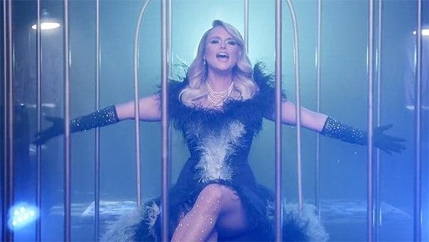 Miranda Lambert singing 'Bluebird' at the Bluebird
