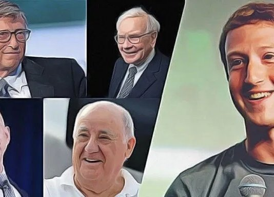 Philanthropist Billionaires Dedicating Their Lives To Doing Good