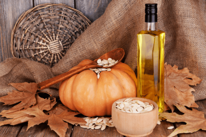 Reasons to use pumpkin seed oil