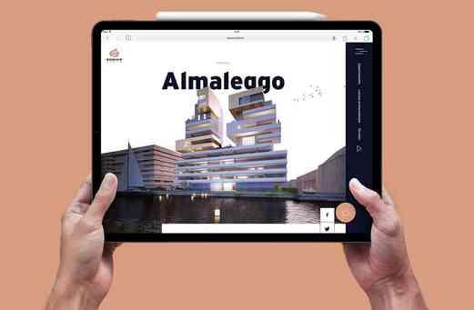 Basel-digital-agency-website design