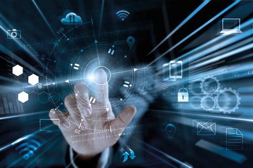Digital solutions for business process automation