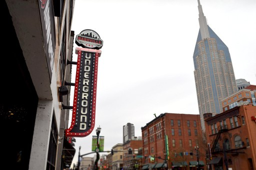 Nashville Underground restaurants open on Christmas