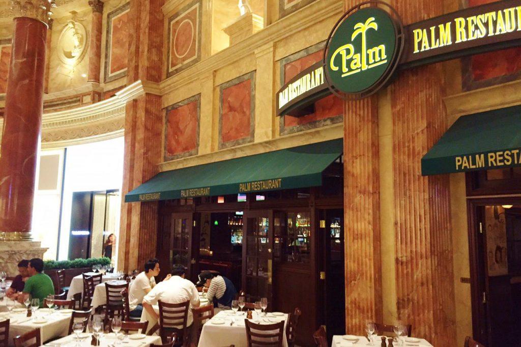 The Plam restaurants open on Christmas