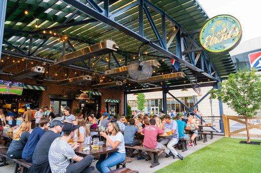 Von Elrod's Beer Hall & Kitchen restaurants open on Christmas