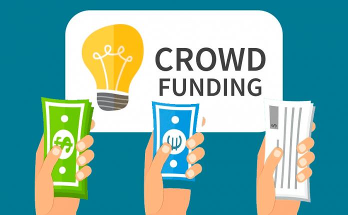 Crowdfunding for business newscase.com