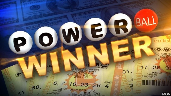 Powerball Jackpot Win