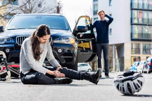 What Should I Do If I Am Hit by a Car