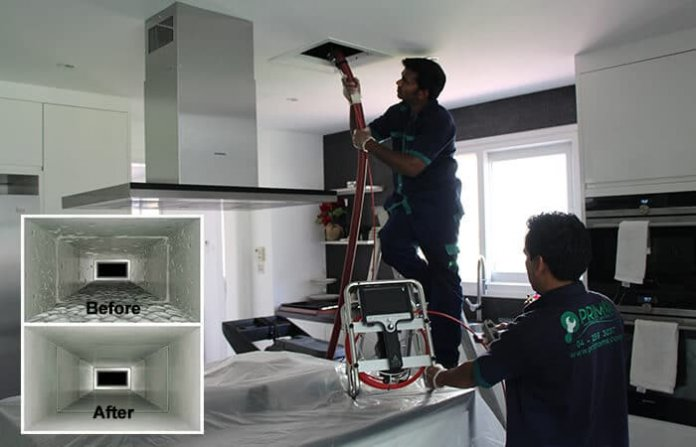 AC duct cleaning services newscase.com
