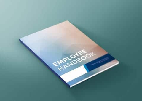 Oh manual why should you create one for your company's employees employee handbook