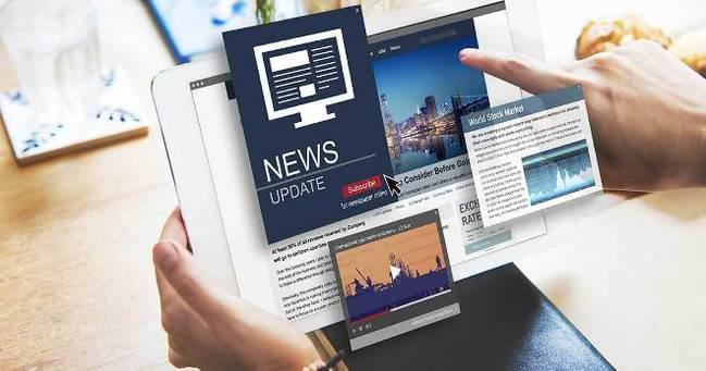 Benefits of watching news online