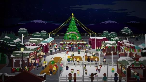 Christmas Snow jpeg - South Park on Netflix