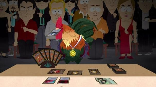 Cock Magic - South Park on Netflix