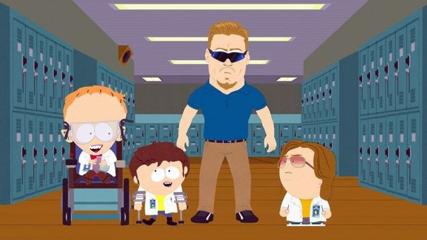 Moss Piglets - South Park on Netflix