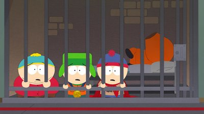 Nobody Got Cereal - South Park on Netflix