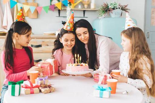 Spruce up that Birthday Decor