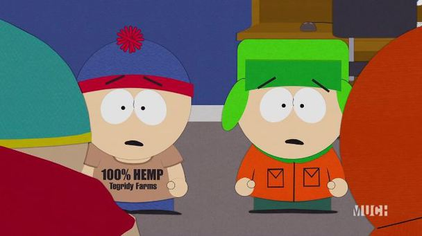 Time to Get Cereal - South Park on Netflix