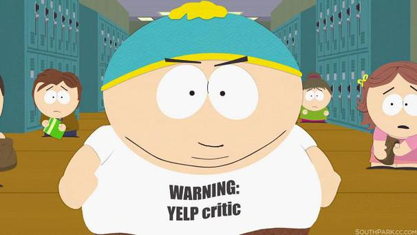 You're Not Yelping - South Park on Netflix