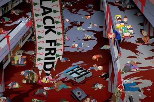 Black Friday - South Park on Netflix